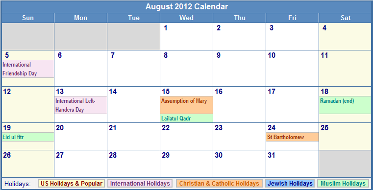 monthly calendar 2011 may. 2011 printable monthly calendar monthly calendars 2011 printable. august