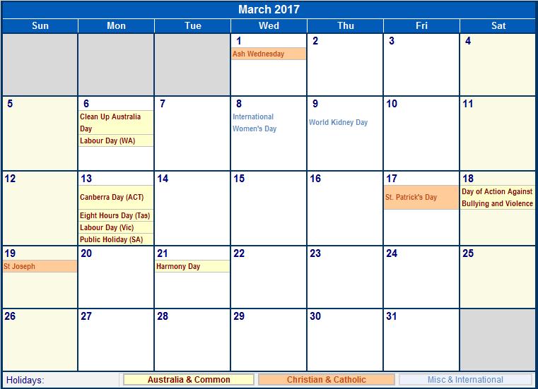 October 2017 Calendar - WinCalendar: Calendar Maker …