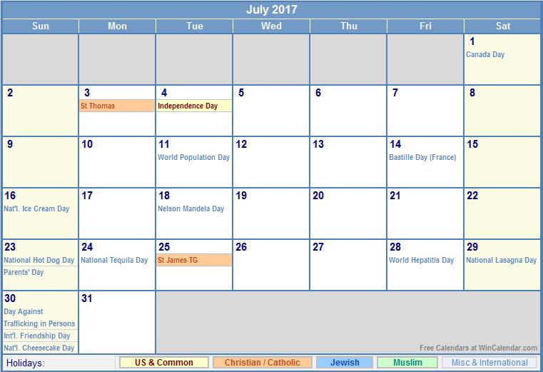 Usa 2016 Printable Holiday Calendar 2016 Usa Calendar Usa Calendar ...