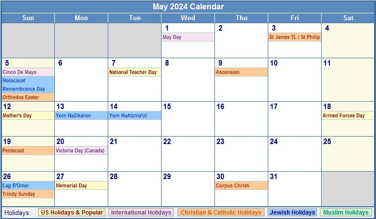 Win Calendar May   Auto Design Tech