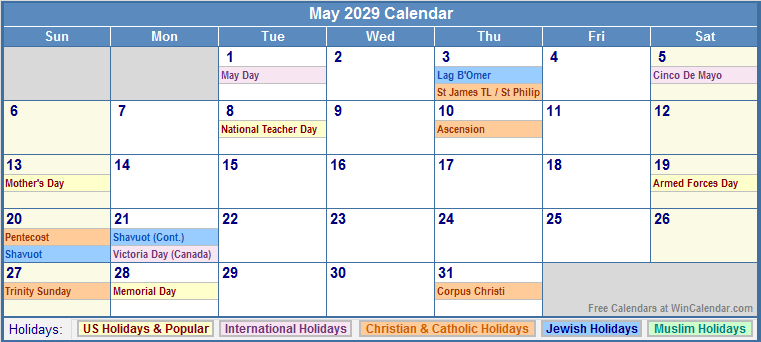 """Calendar May Holidays : Search results for """"us printable calendar"""