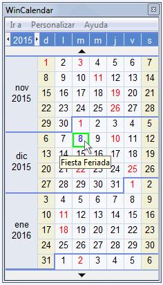 Calendario 2019 Colombia Festivos