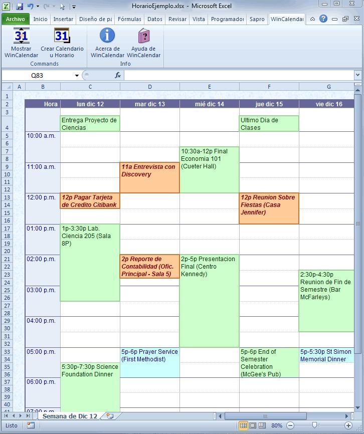 Google Calendar Xls Import