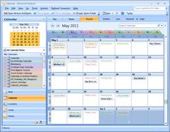 Calendario Outlook.Importar Outlook Calendar A Excel Y Word