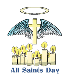 All Saints Day - US