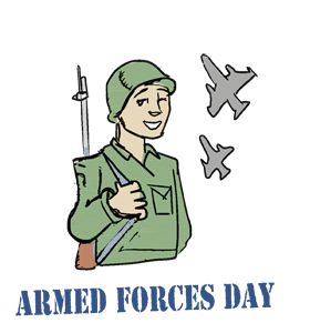 new arrivals 108c9 66d2a Armed Forces Day  Calendar, History, Tweets, Facts, Quotes   Activities.