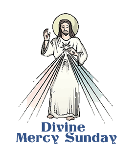 Image result for divine mercy sunday
