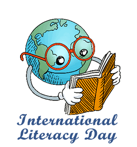 Image result for International Literacy Day