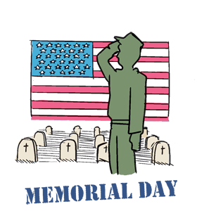 Pearl Harbor Remembrance Day Clipart >> Memorial Day: Calendar, History, events, quotes, when is ...