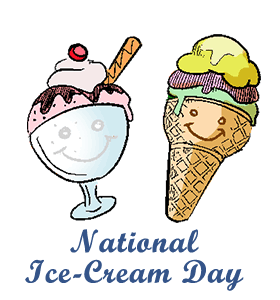 National Ice Cream Day Calendar History Facts When Is