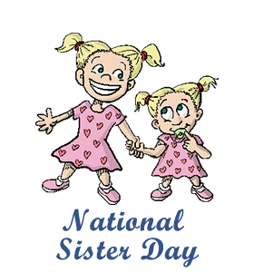Sisters are for sharing tears,Happy Sister's Day ...  |Sisterhood Day