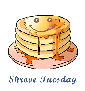 Shrove Tuesday (Pancake Day)
