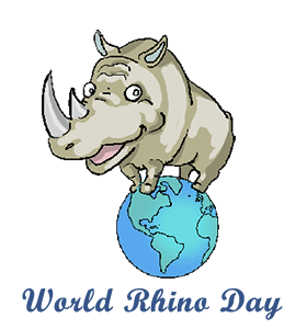 World Rhino Day - US