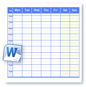Microsoft Office Timeline Template Download from s.wincalendar.net