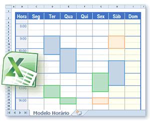 Modelos Hor 225 Rio Em Formato Excel