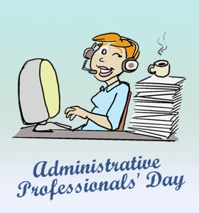 Administrative Professionals' Day: Calendar, History, quotes & Facts