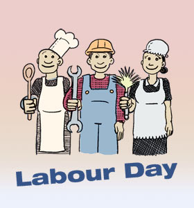 LABOUR DAY: Calendar, History, events, quotes, when is and Fun Facts