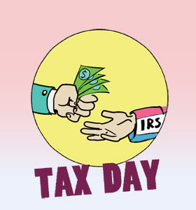 Tax Day (Taxes Due)
